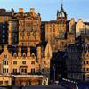 E като Единбург