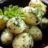 Гениалните прости неща – Задушени картофи с копър и чесън