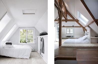 Тишината в спалнята, бялото в мечтите. 10 прекрасни минималистични идеи