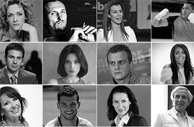Топ 50 на най-красивите българи за 2014-та година