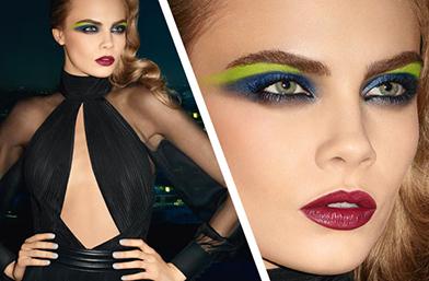 Празничен Beauty Trend: 43 момента красота в грима