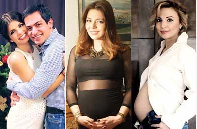 Baby Boom! 9 родни знаменитости в трескаво очакване на своите наследници