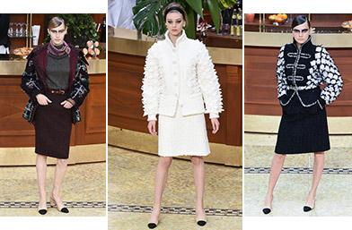 PFW: Chanel, есен/зима 2015
