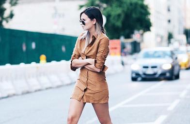 Street style вдъхновения: Аз ще бъда с чудна рокля...