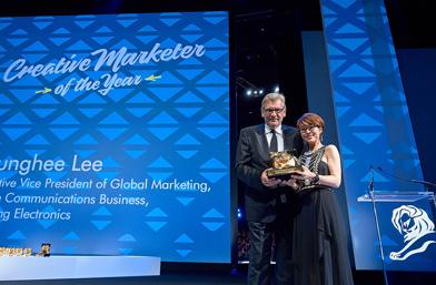 Samsung блесна на Международния фестивал за творчество Cannes Lions 2016