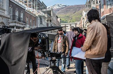 По стъпките на Холивуд или Как се създава филм? Уникален уъркшоп за първи път в България