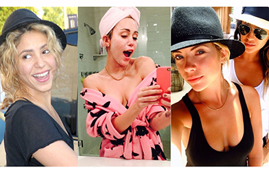Звезден NO makeup небосклон - 80 много известни жени БЕЗ грим