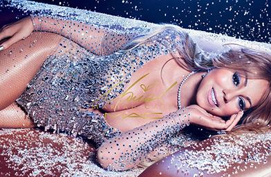 No glitter, no party: Марая Кери x MAC