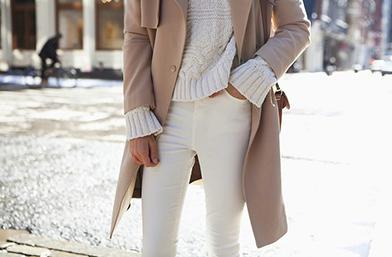 Да или не? Бели панталони през зимата