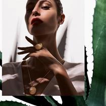 Кактусовата красота на Cartier