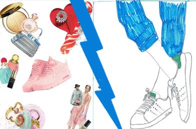 Fashion Battle: Новите ни кецове