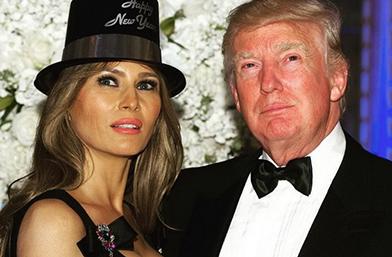 Мелания Тръмп и Dolce&Gabbana: Нелоша комбинация, следва да признаем