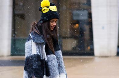 Street style вдъхновения: Топла зима