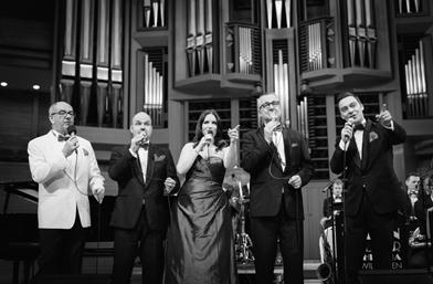 Специални дамски вокални изненади на концерта на Glenn Miller Orchestra в София!