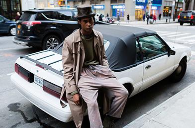Street style вдъхновения: Мъжки стил от Ню Йорк