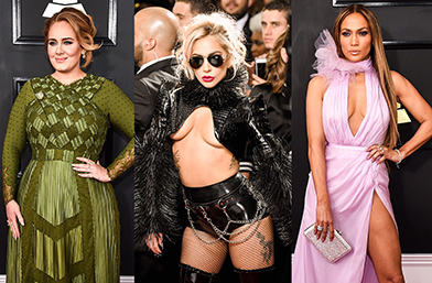 Grammys 2017: Кой какво облече!