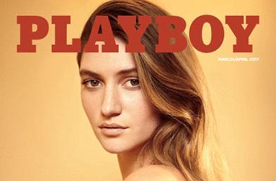 Playboy връща ГОЛОТАТА!