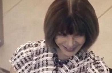 Тя се смее и яде шоколад: Другото лице на Ана Уинтур