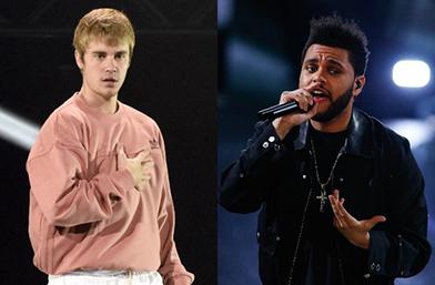 Войната започна: The Weeknd VS Бийбър