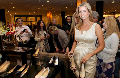 Nordstrom спира от продажба бранда на Иванка Тръмп