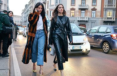 Street style вдъхновения: В разгара на MFW