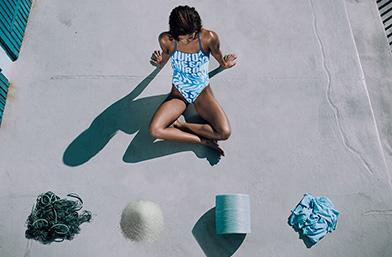 Adidas с прекрасна колекция бански от океански боклук