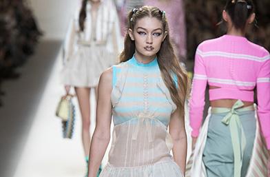 Главните модни тенденции Пролет/Лято 2017-та: Sheer