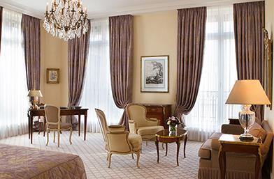 Дизайн за вдъхновение: Величественият Le Bristol Paris