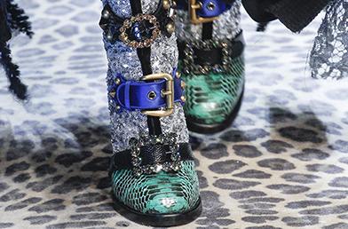Есен/Зима 2017-та: Най-добрите обувки от дефилетата
