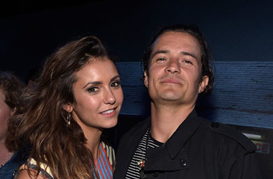 Новата светска двойка: Нина Добрев & Орландо Блум