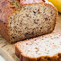 Вкусен и лесен за приготвяне бананов хляб!