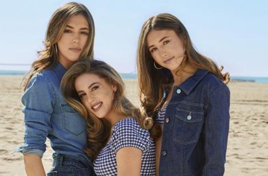 We love: Сестрите Сталоун