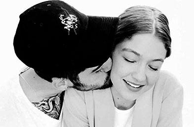 We love: Влюбените Джиджи и Зейн