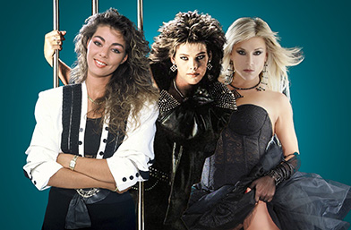 Диско фурор с Sandra, C.C.Catch & Samantha Fox