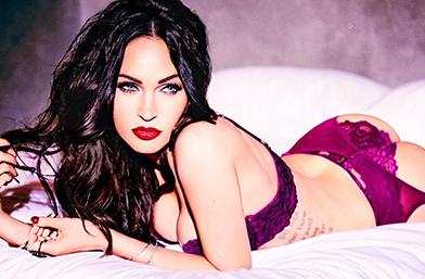 ЧРД, Меган: 31 изкусителни кадри на сексапилната хубавица