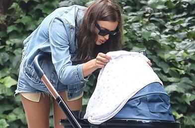 Ирина заряза моделството, отдаде се на майчинство!