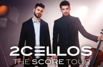 "2CELLOS с ново видео към песента ""May It Be"""