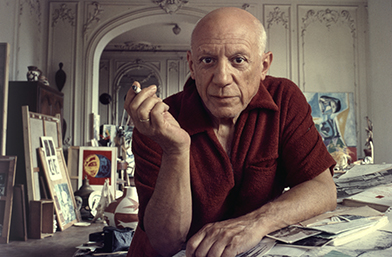 """Пабло Пикасо е """"Геният"""" в сезон 2 по National Geographic"""