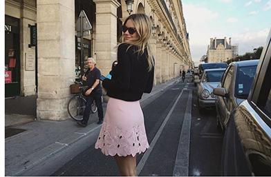 Street style вдъхновения: Френски меланж