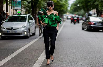 Street style вдъхновения: Париж на Висшите
