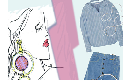 Fashion battle: Cheap thrills!