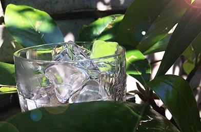 12 юли. 33 градуса. Един ден в детайли. Една чаша лед.