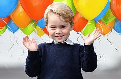 ЧРД, принц Джордж: 10 неща, които трябва да знаете за любимия ни малък принц