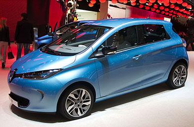 Французойката от бъдещето: Renault ZOE