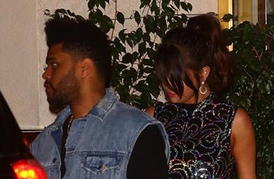 Обичта на известните: Селена и The Weeknd в Холивуд