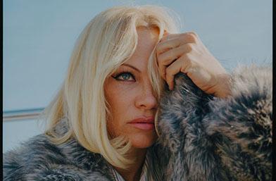 We love: Памела Андерсън за W Magazine