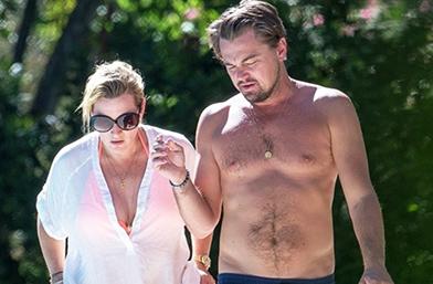 Ваканцията на известните: Лео и Кейт заедно в Сен Тропе