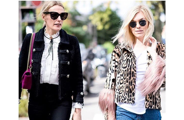 Street style вдъхновения: Animal prints are back!