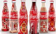 Българска шевица извеза бутилките на Coca-Cola