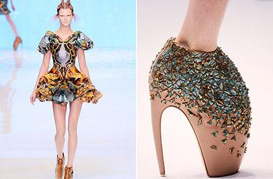 Еволюцията на Маккуин или как се отразява глобалното затопляне на модата
